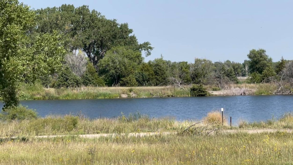Fremont Slough Wildlife Area where the Lincoln County Dive Team recovered the body of a young...