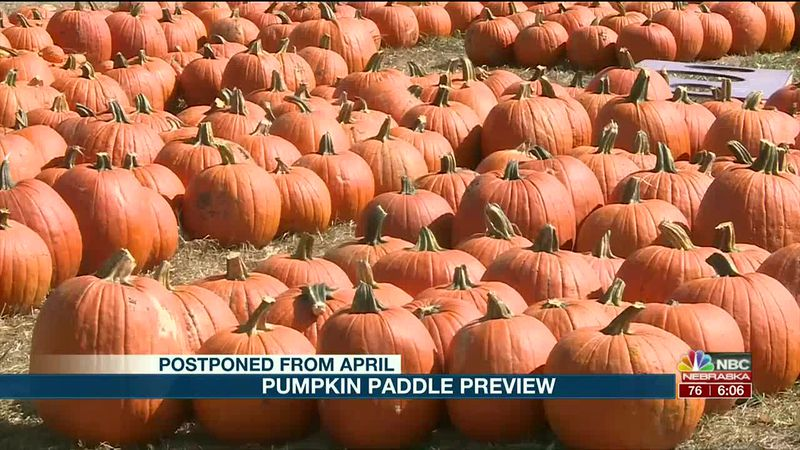 Pumpkin Paddle Preview