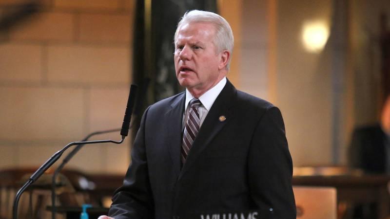 Senator Matt Williams