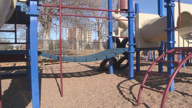 North Platte playground