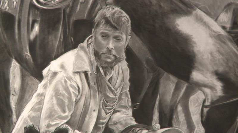 The Prairie Arts Center hosts NEBRASKAland Days Competitive Art Show for the third year in a row.