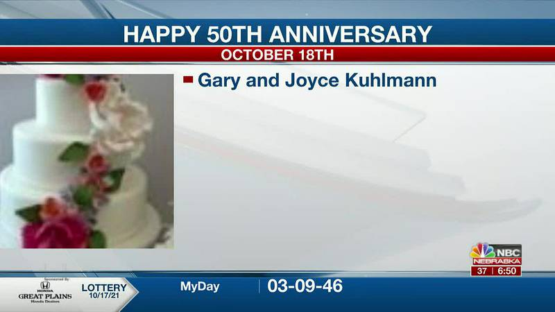 Happy Birthday and Happy Anniversary to everyone celebrating on October 18th!