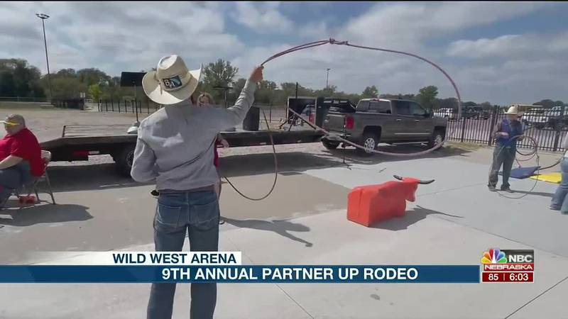 Partner Up Rodeo at Wild West Arena