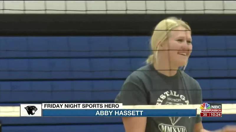 Friday Night Sports Hero: Abby Hassett