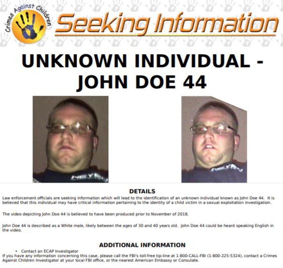 John Doe, 44