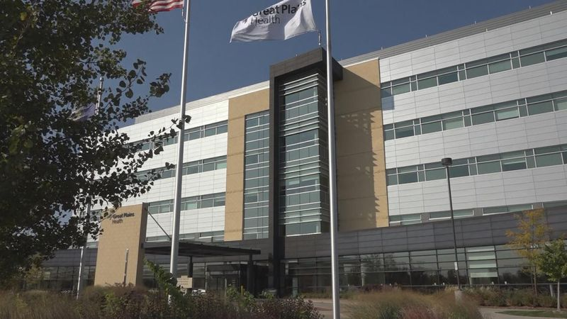 Currently, Great Plains Health has 13 patients hospitalized due to complications associated...