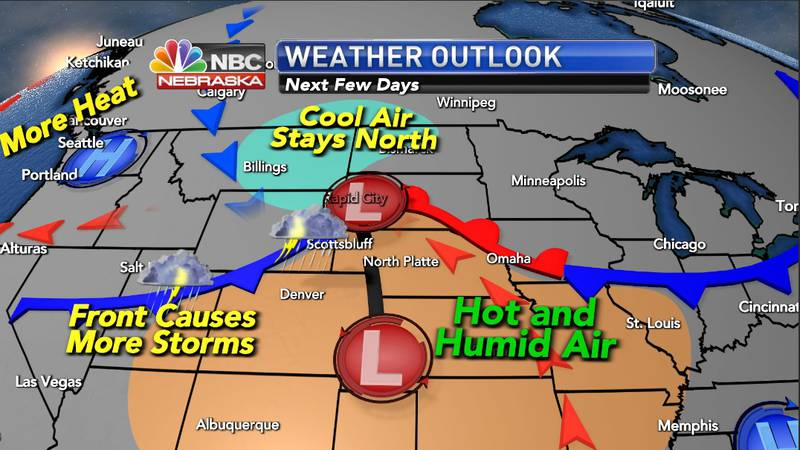 KNOP Weather Outlook 8-26-2021