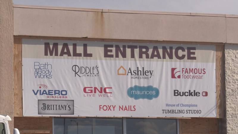 District 177 Mall prepping for the Trick or Treat event that is scheduled on October 29 at 4 to...