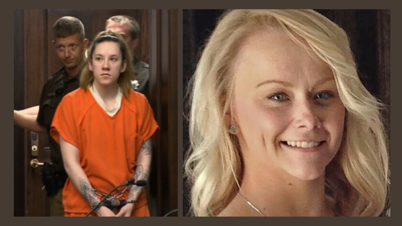 Bailey Boswell is accused of helping kill Sydney Loofe in November 2017.