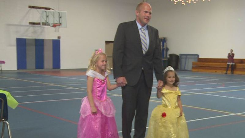 Lots of memories were made at the annual Daddy Daughter Dance on Friday.