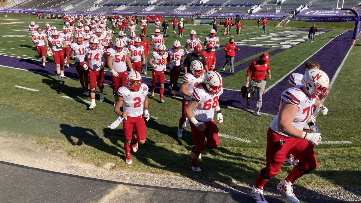 Nebraska at Northwestern