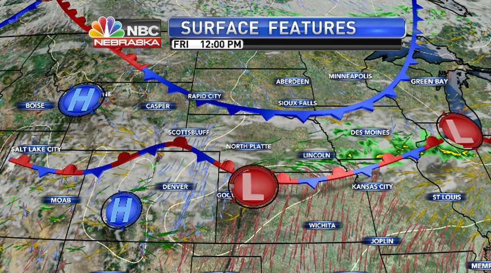 While temps will still be a little above the averages, in the lower 90s, it will feel more...