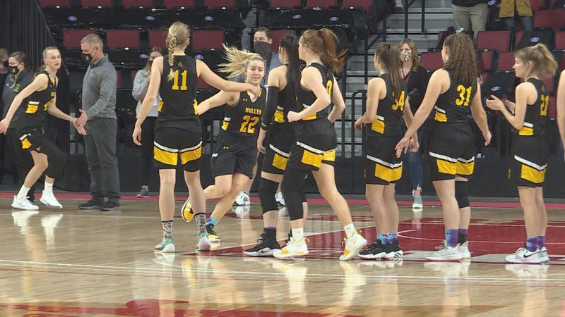 The Lady Broncos put together a performance to remember at Pinnacle Bank Arena.