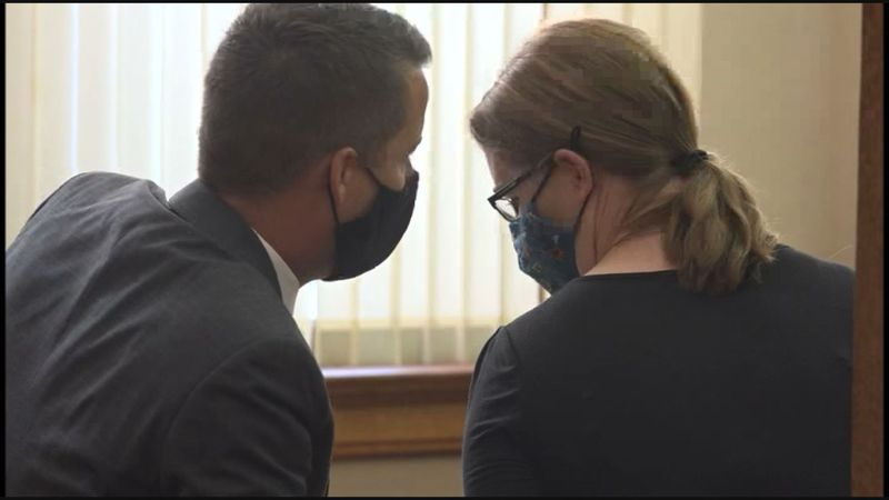 Kathleen Jourdan pled not guilty to second-degree murder in Dawson County District Court Monday.