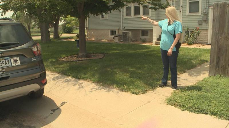 A local family is devastated after their van was stolen Friday afternoon.