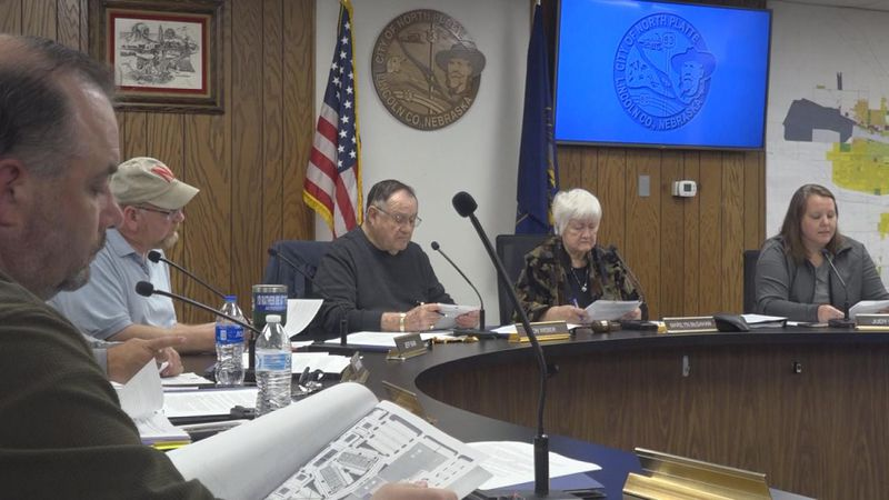 The North Platte Planning Commission advanced a proposal Tuesday to implement the temporary use...