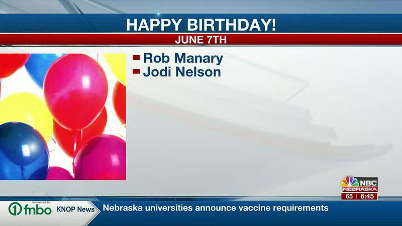 Happy June 7th Birthdays!!