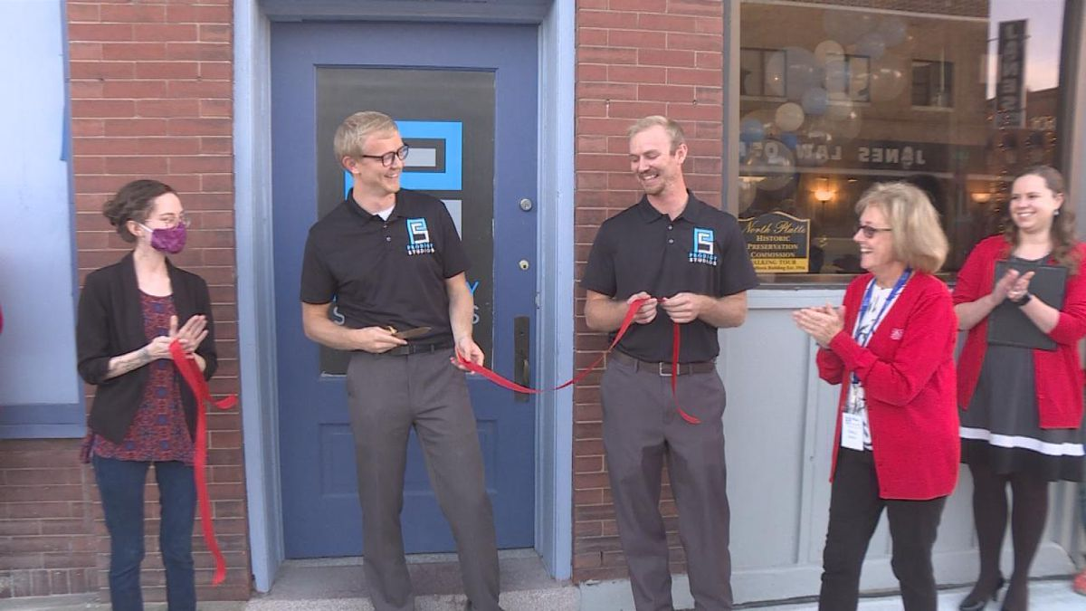 Ribbon Cutting for Prodigy Studios