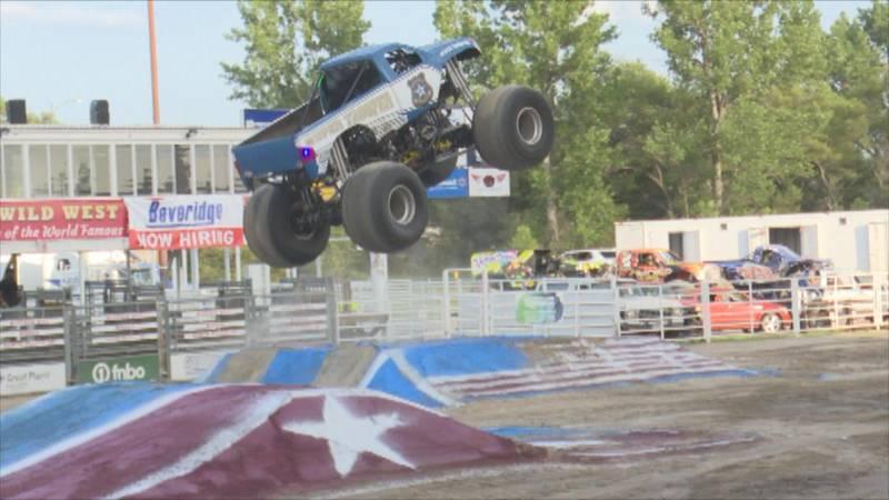 North Platte Monster Truck Event