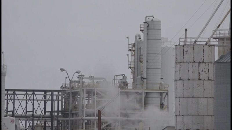 The state announced a lawsuit against AltEn, an ethanol plant based in Mead, for violating...