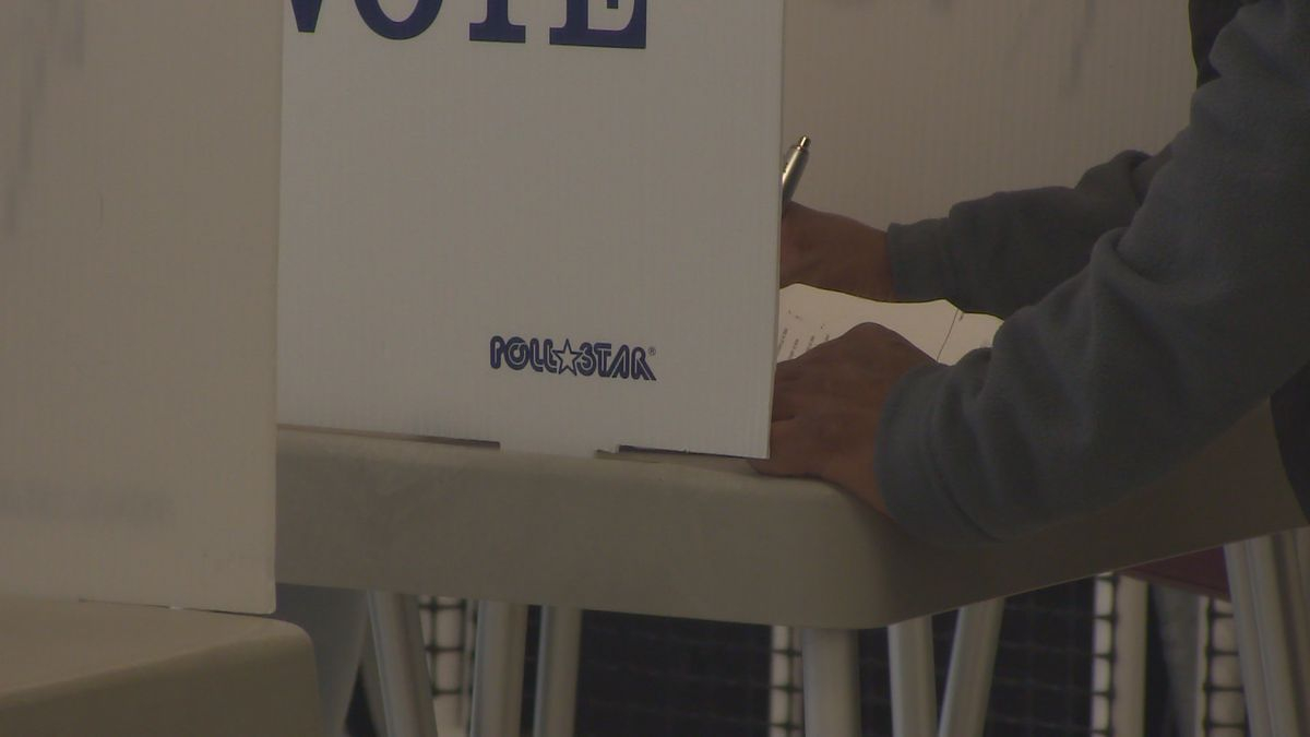 Voting in Jacksonville.