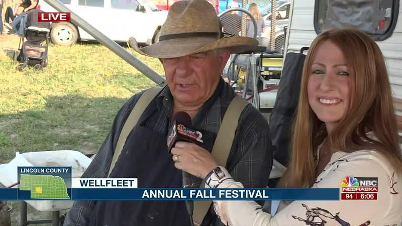 Wellfleet Fall Festival, 1st Annual Ranch Rodeo Friday night