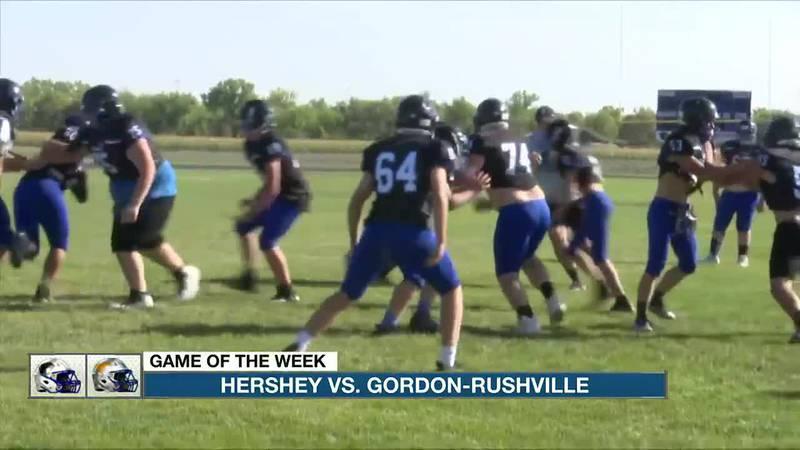 Game of the Week: Hershey vs. Gordon-Rushville