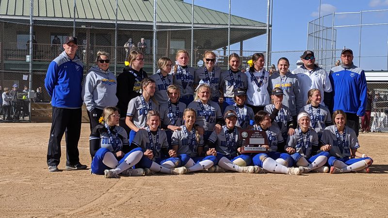 North Platte softball finishes as the Class A runner up.