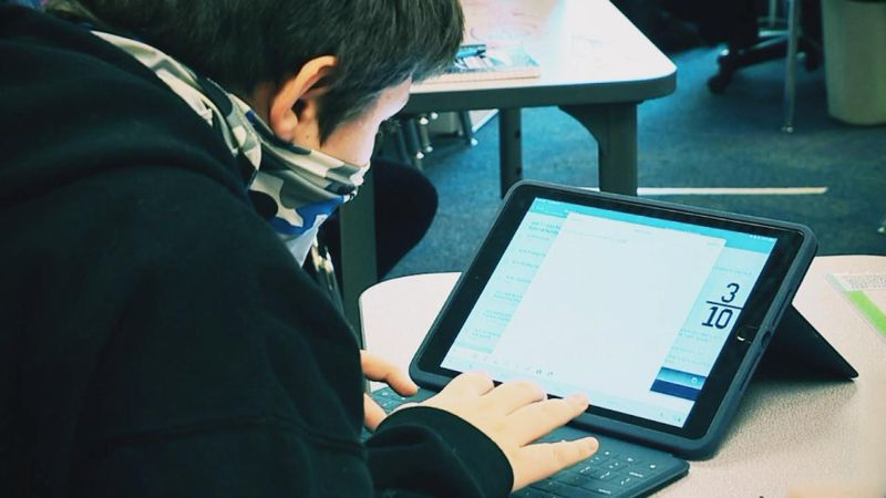 NPSD making technology accessible for more students