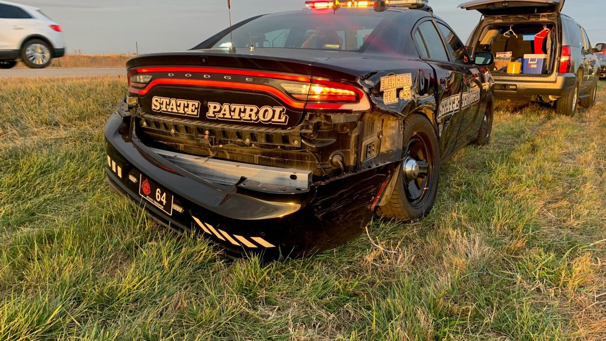 Troopers with the Nebraska State Patrol arrested a North Platte woman following a brief pursuit...