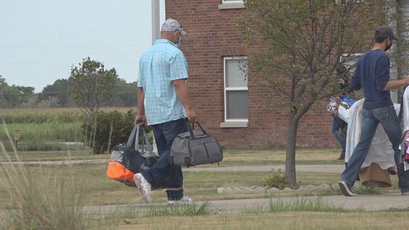 NPCC expects about 160 students to move into residence halls by Aug. 23, the day before the...