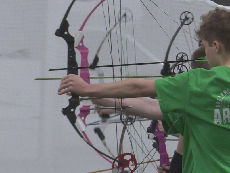 Archery tournament brings students to North Platte