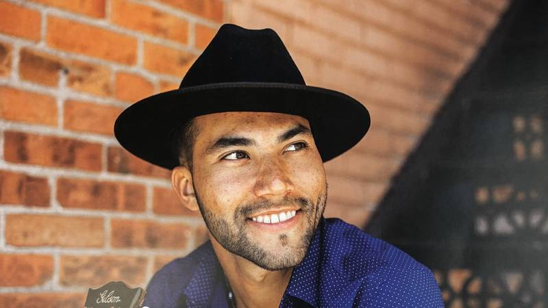 Rascal Martinez is set to perform at Prairie Arts Center on July 24.