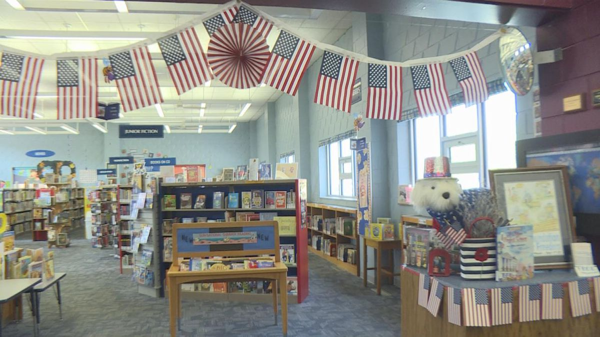Library Constitution Week