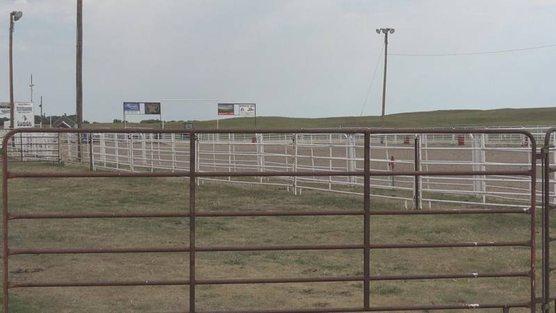 Preparations are underway for the Logan County Rodeo.