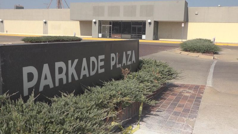 The Parkade Plaza and the former ALCO building are under new ownership.