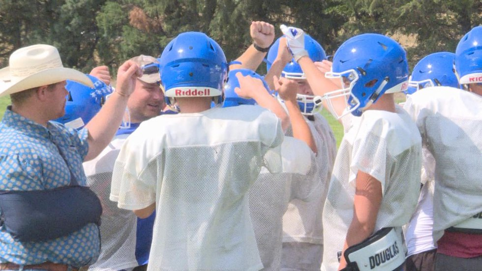 The Wildcats have set high goals for the season.