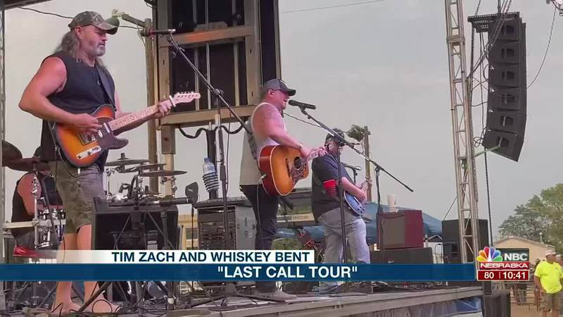 """""""Last Call Tour"""" for Whiskey Bent"""