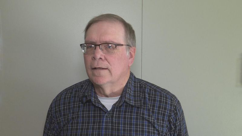 John Hales speaks to KNOP about his candidacy for North Platte Mayor. (Source: Jace...