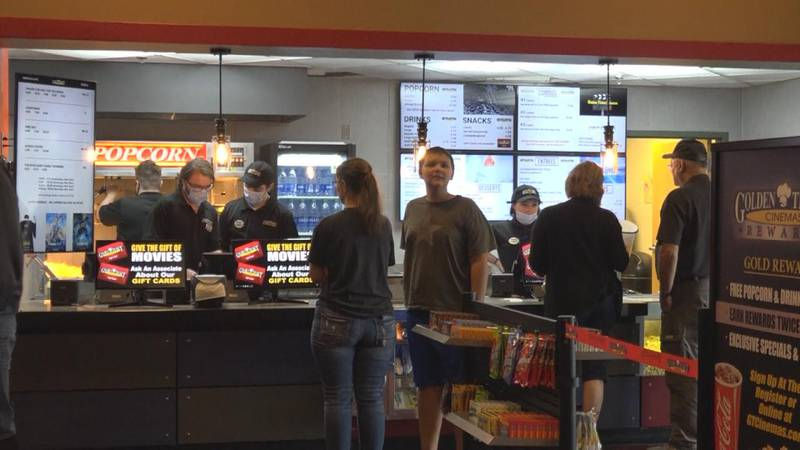 olden Ticket Cinemas Platte River 6 officially opened Friday just in time for the Labor Day...