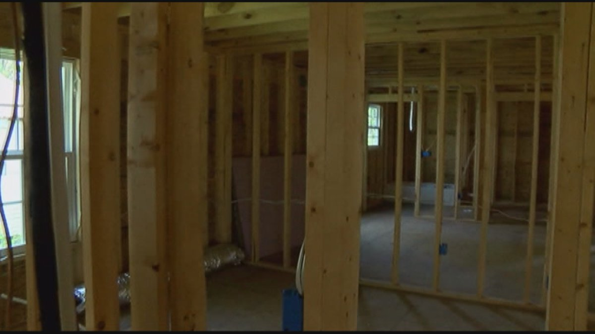 The third round of the 'Shot in the Arm' housing incentive funds.