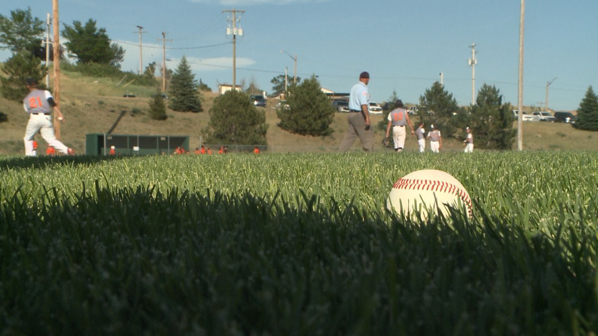 The Ogallala Adams Bank & Trust Seniors hosted Lexington Wednesday. (Credit: Sam Pirozzi/KNOP-TV)