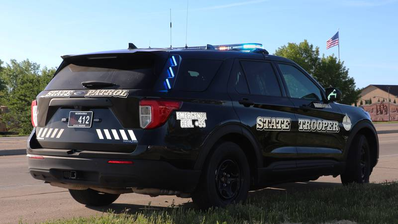 Nebraska State Patrol Cruiser