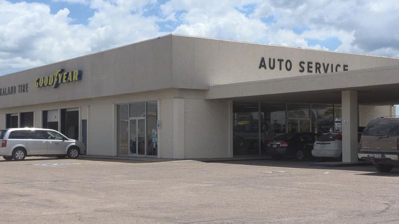 Staff at Nebraskaland Tire and Service say it will be business as usual until they move into...