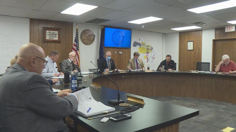 North Platte City Council gives rezoning of Platte River Mall and First Assembly of God gets...