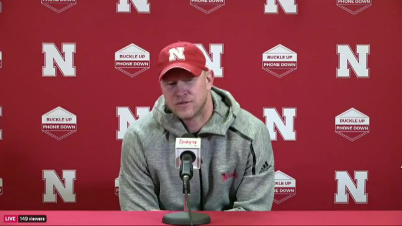 Scott Frost on watching team growth