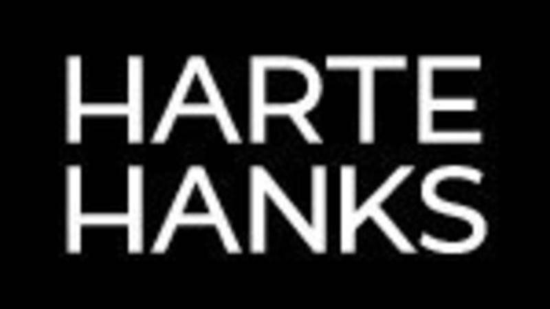 HH black logo (PRNewsfoto/Harte Hanks, Inc.)