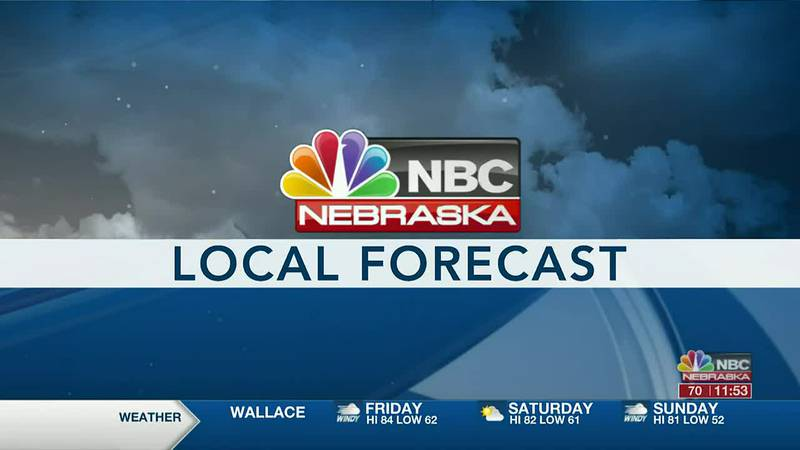 KNOP Midday Weather 5/21