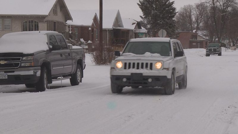 Driving safely in winter weather