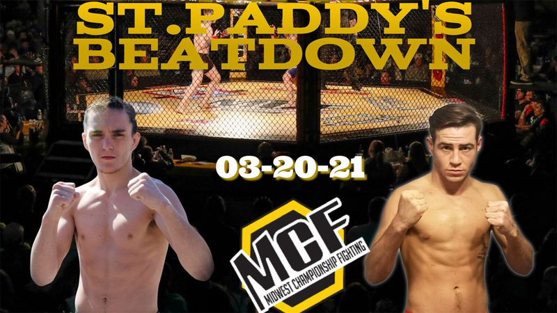 St. Paddy's Beatdown set for March 20, 2021 in North Platte.